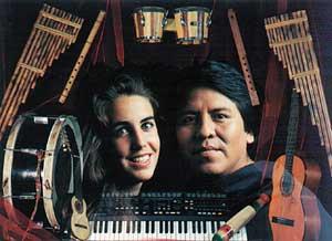 Latijns-Amerikaans duo